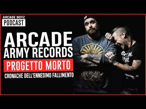 Arcade Army Records : Spiegazioni Di Un Fallimento Preannunciato