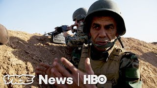 Inside The March To Recapture Mosul: VICE News Tonight (HBO) thumbnail
