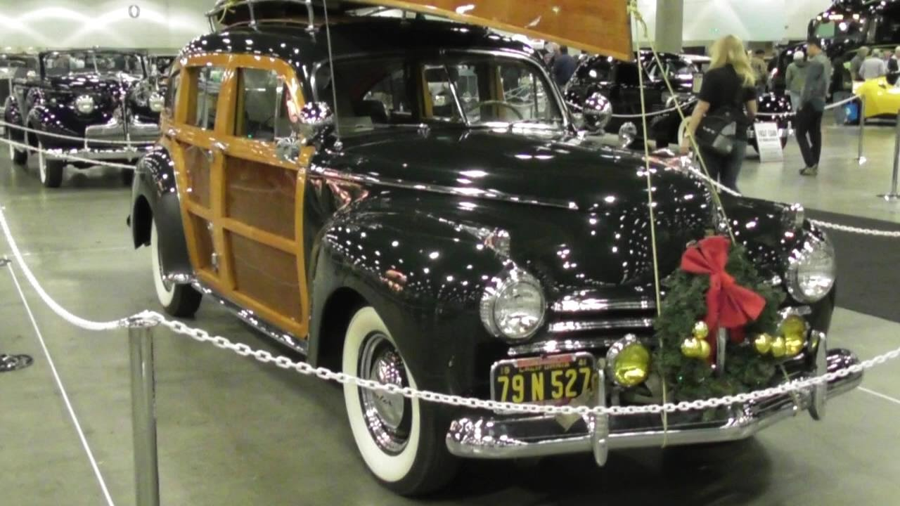 CLASSIC AUTO SHOW LA Los Angeles Convention Center OF YouTube - Classic car show los angeles