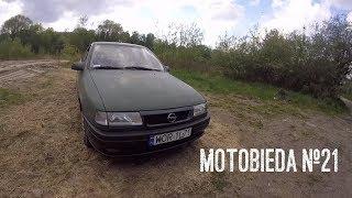 Opel Vectra A - Test najnudniejszego auta na świecie - MotoBieda #21