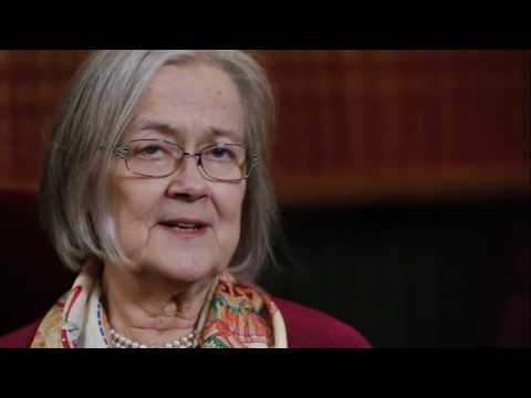 Baroness Hale: the only woman lawyer on the Supreme Court