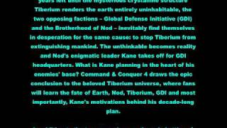 Command & Conquer 4 Announced