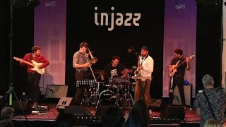 OZMA Live @ Injazz 28th June 2019 / Lantaren Venster LISTEN to OZMA...
