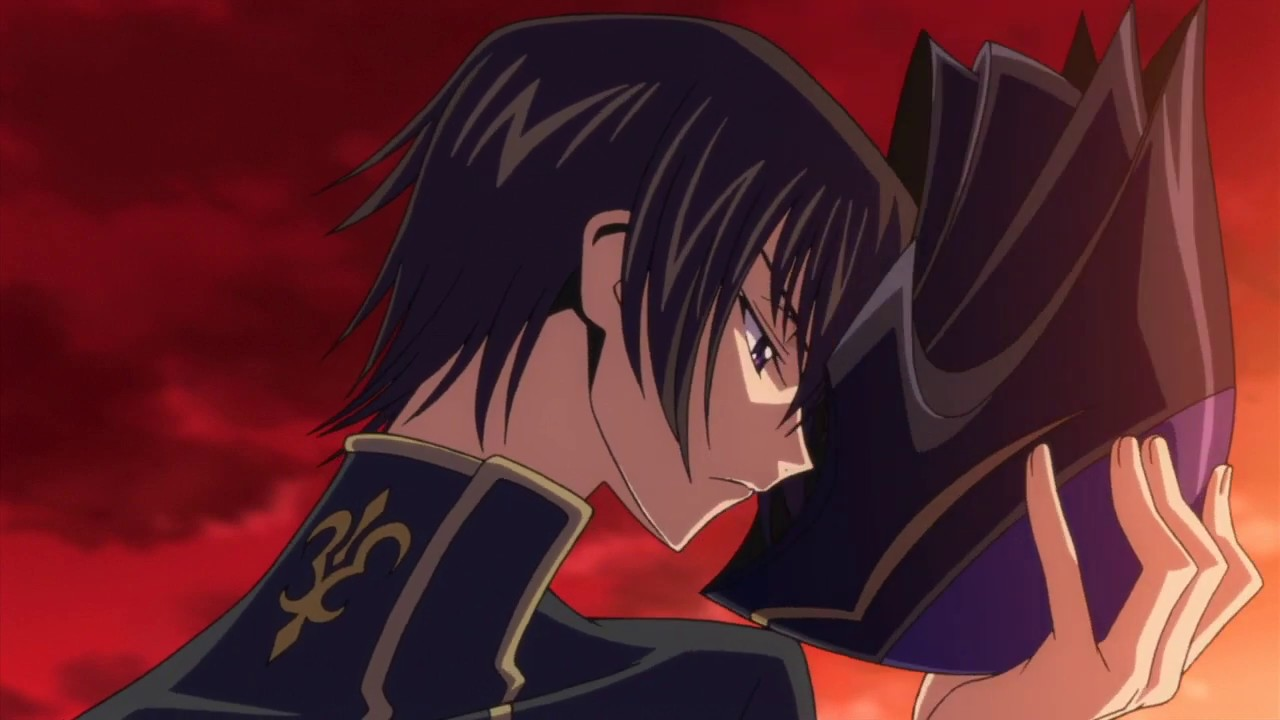 Code Geass Full Opening 1: Colors By Flow