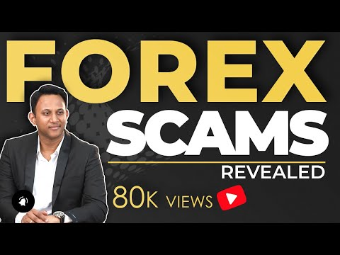 Forex Trading Scams Revealed