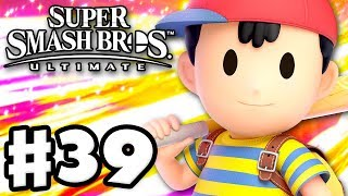 Ness! - Super Smash Bros Ultimate - Gameplay Walkthrough Part 39 (Nintendo Switch)