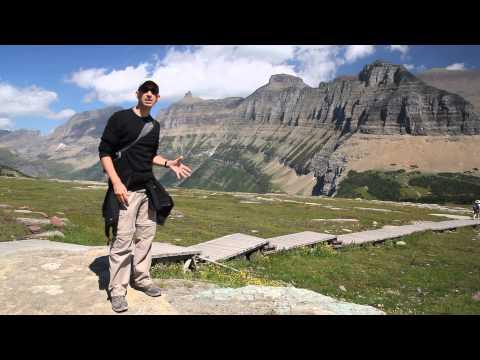 Glacier National Park: Continental Divide