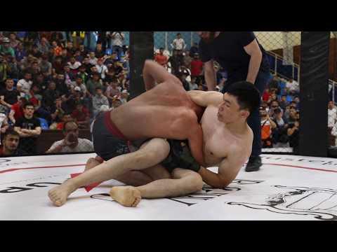 Колизей: Битва Чемпионов 8: Шерзод Кайумов (Таджикистан) vs. Билал Кочкоров (Кыргызстан)   61 кг