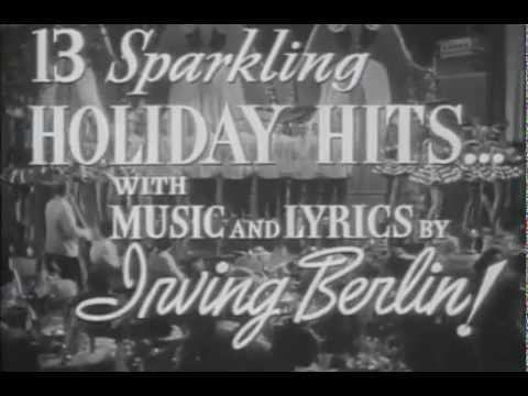 Classic Film Series  Holiday Inn 12.17.2014