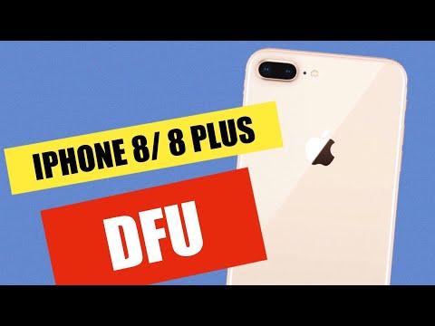 Como colocar iPhone 8/8 Plus em modo de DFU