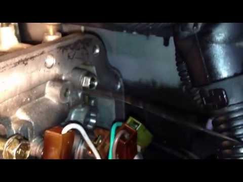 VW 09A transmission N92 solenoid bolt fix