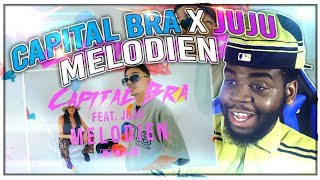 Capital Bra feat. Juju - Melodien  REACTION!!