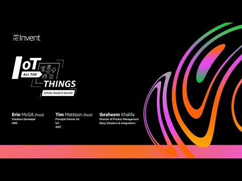 IoT All the Things: Special Projects | Industrial-Strength IoT: A Visit with Relay