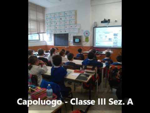 Capoluogo - Scuola Primaria - Classe III sez  A