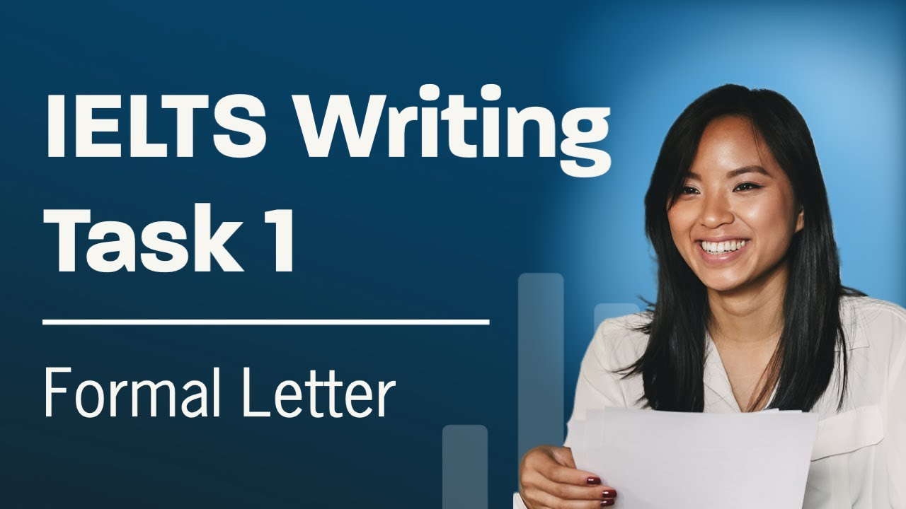 General Ielts Letter Writing Sample