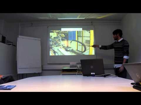 Linear motor pendulum swinging compensation presentation