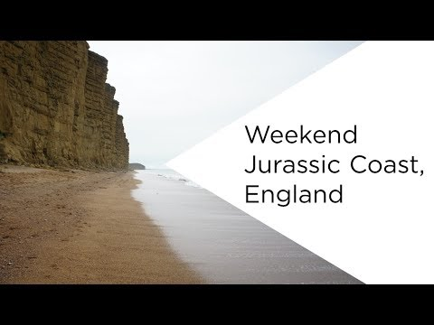 A WEEKEND ON THE JURASSIC COAST | ENGLAND | Claire Imaginarium