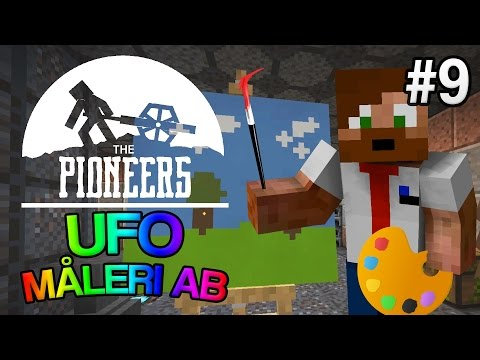 UFO MÅLERI AB | The Pioneers - #9