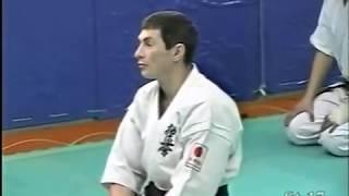 Андрей Кочергин: Техника рук в Кои и боевом ноже 1