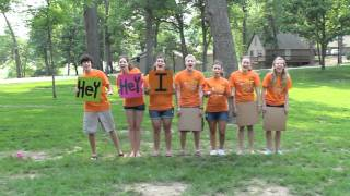 Lip Dub - Hey I Want It - Miracle Camp