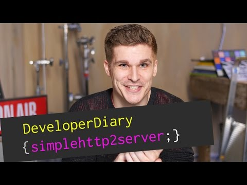 How to Build a simplehttp2server - Developer Diary