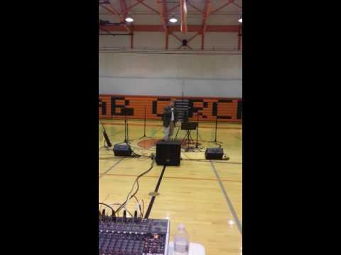 Zach Starrick-Champion of Love (Crab Orchard High School 2014)
