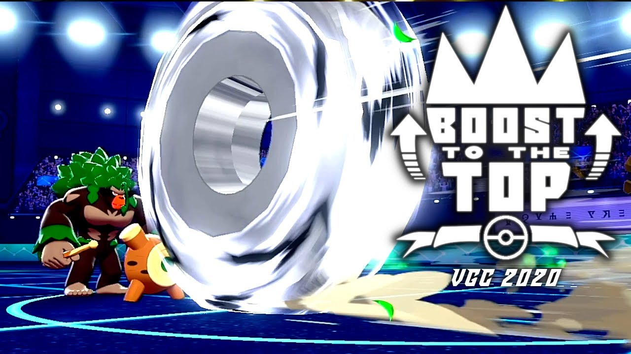 STEEL ROLLER TOGEDEMARU?! | Pokemon Sword and Shield VGC 2020 Ranked Double Battles