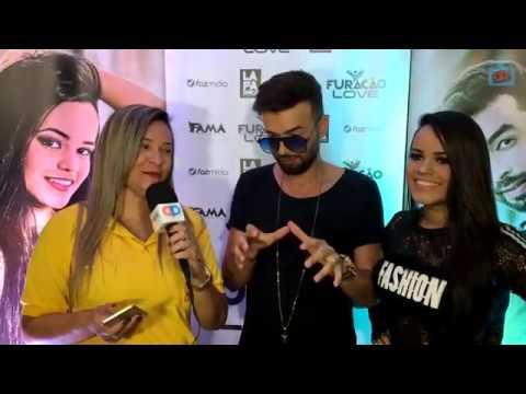Entrevista com a Banda Furacão Love