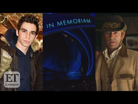 Luke Perry, Cameron Boyce Not In Oscars' 'In Memoriam'