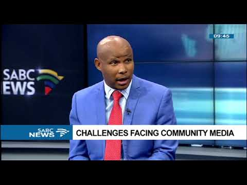 DISCUSSION: Challenges facing community media with MDDA, NCRF
