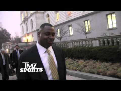 NFL Exec Troy Vincent -- I
