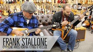 Frank Stallone and Mark Agnesi playing Joe Bonamassa