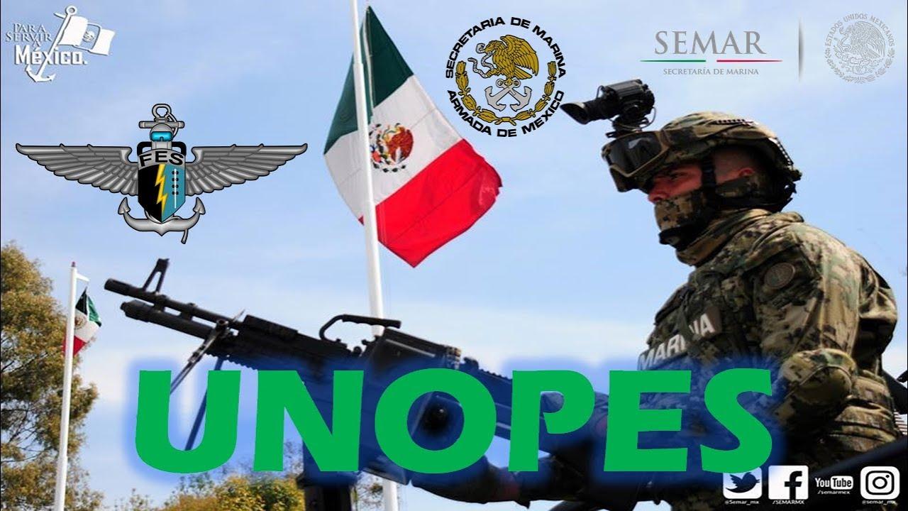 UNOPES (Unidad de Operaciones Especiales) de la Marina de
