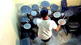 Mon - Cactus - Bangla Band Song Drums cover  |  Cactus - Mon - Drums cover