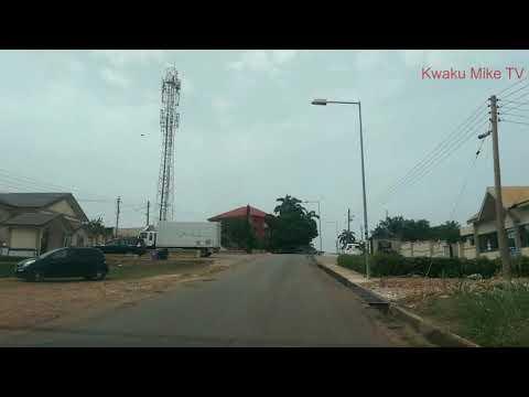 Parakuo Estate to TUC. Kumasi, Ghana.