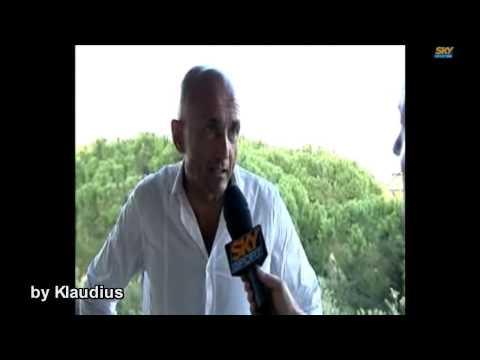Spalletti - I Motivi delle dimissioni e ricordi di Roma (SkySport24)