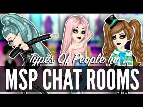 Msp Chat Rooms