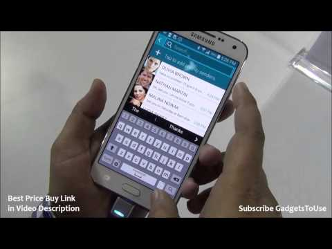 Samsung Galaxy E5 Hands On Review, Camera, Features, India Price and Overview