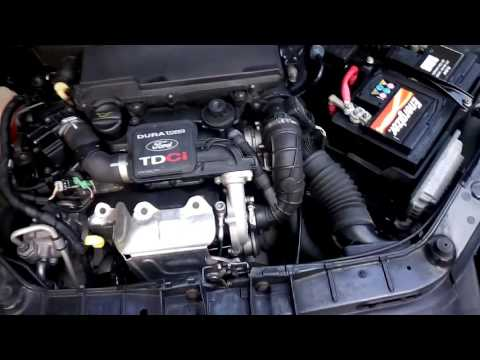 ford fiesta 1 4 tdci 2007 weird engine noise youtube. Black Bedroom Furniture Sets. Home Design Ideas
