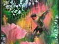 Reverse Collage in Birds & Blooms Magazine