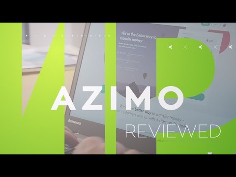 Azimo - Independent Review by Monito