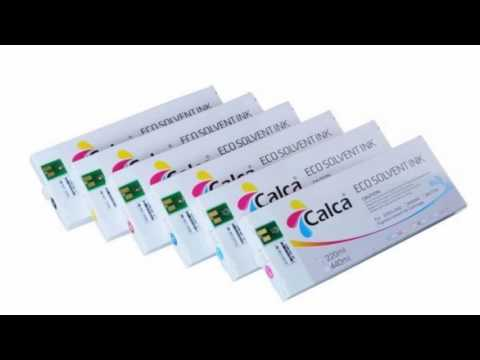 New Calca  Cartuchos de tinta 220ML  Compatible  for  Roland ECO Sol  Ink Cartridges cheap sale