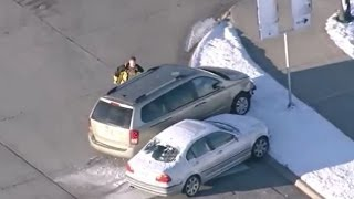 Epic Colorado Carjacking - Real Life GTA