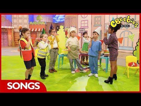 CBeebies Songs | Biggleton | 4 Minute Song Compilation