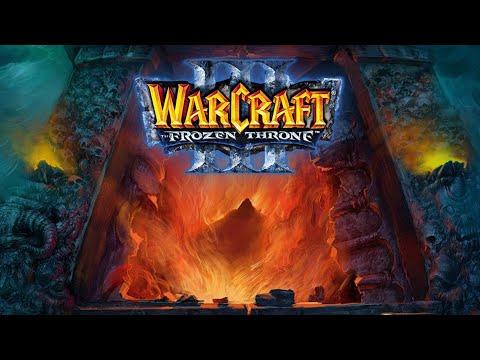 РОЖДЕНИЕ БОГА! - ТЁМНЫЙ ПОРТАЛ! - ДОП КАМПАНИЯ С ОЗВУЧКОЙ! (Warcraft III: The Frozen Throne) #2
