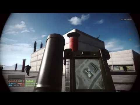 Battlefield 4 - Why They Hate My M224 MORTAR!!