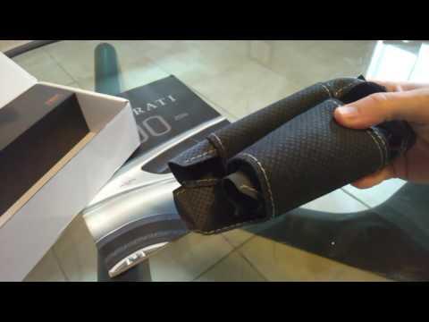 Infiniti FX Steering Wheel Cover Unboxing