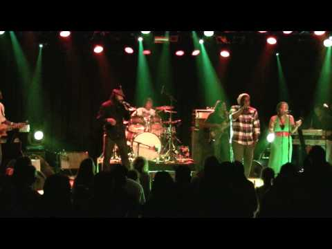 Tony Rebel feat. Chevaughn - Just Friends [Live in Eindhoven, Holland 1/27/2010]