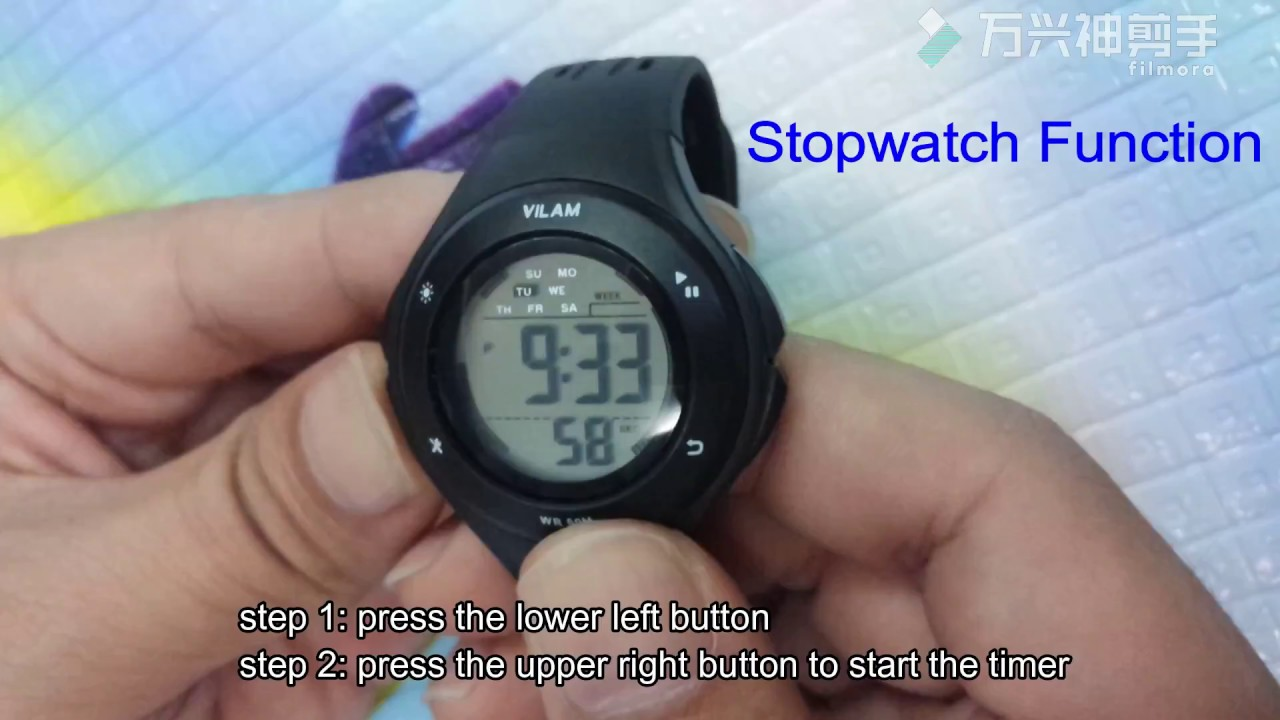 The User S Guide For Persuper Kids Watch Youtube
