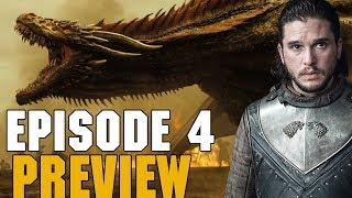 Game Of Thrones Season 7 Episode 4 Leaks Preview Breakdown